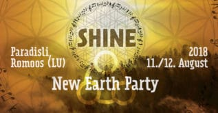 SHINE New Earth Party