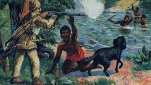 Robinson Crusoe lebt!